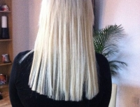 manchester hair extensions After hair
